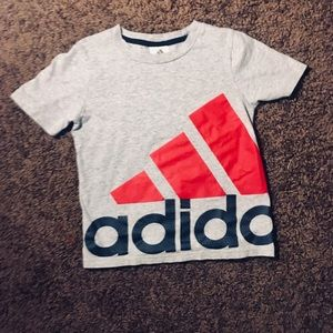 Boys size 6 adidas shirt